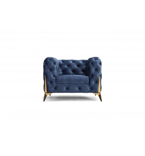 Euro Lounge Sofa (1 Seater)