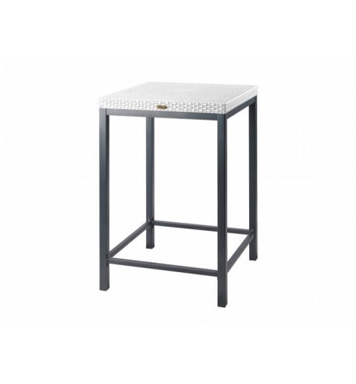 Lagoon Russ Bar Table 7022 with Aluminum Leg