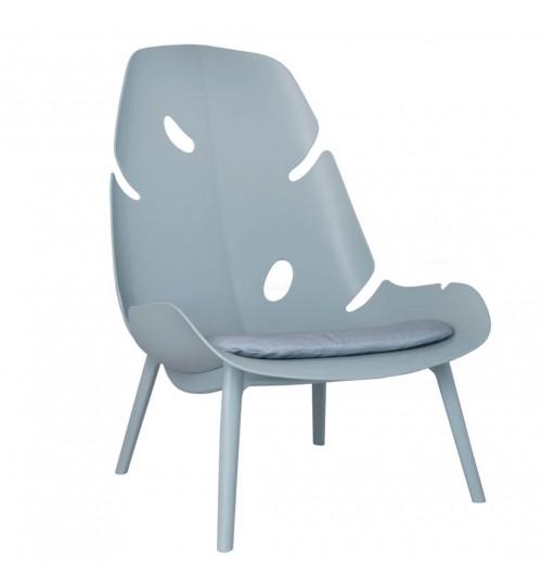 Lagoon Monstera Outdoor Lounge Chair 7066 OL