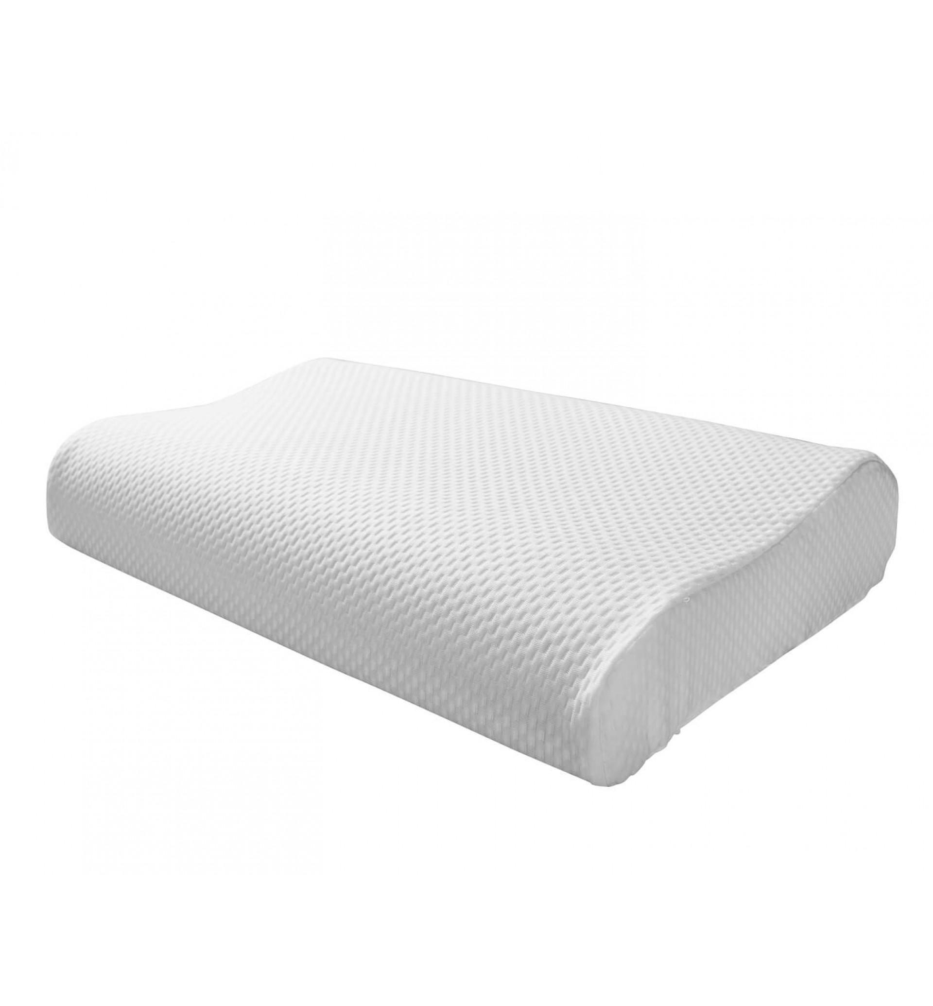 RUBBERRY 100% Natural Latex Pillow (CONTOUR)