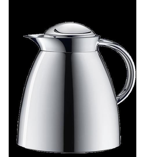 Alfi 1.0L Gusto Tea Vacuum Carafes (Metal Verchromt)