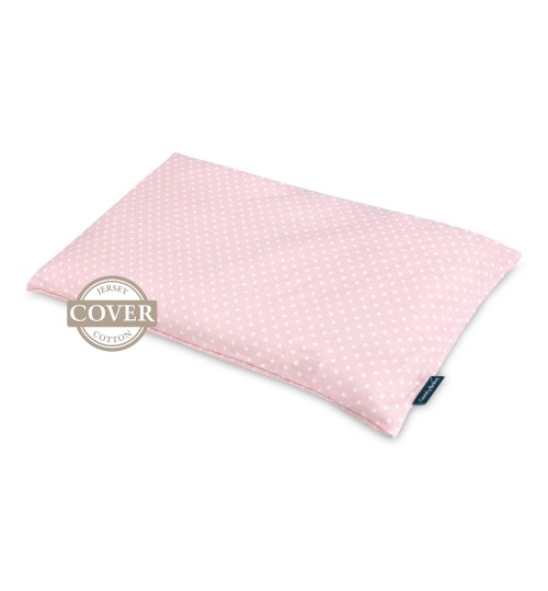 Comfy Baby Pillow Cover (Baby Pink)