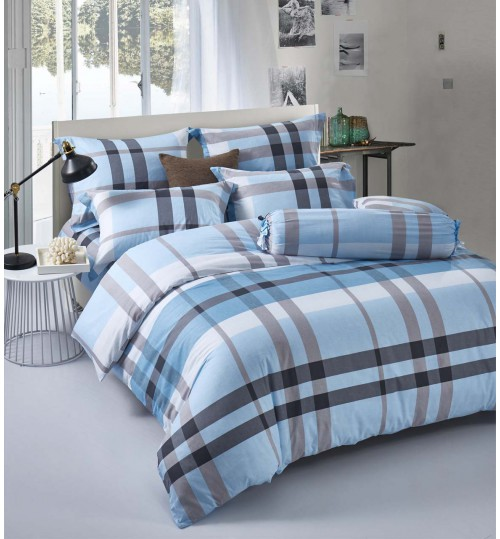 Chester London Beverly Hills Polo Club Cherish Quilt Cover Set (King Size)