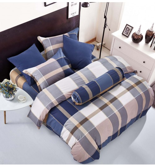 Chester London Beverly Hills Polo Club Odin Quilt Cover Set (Queen Size)