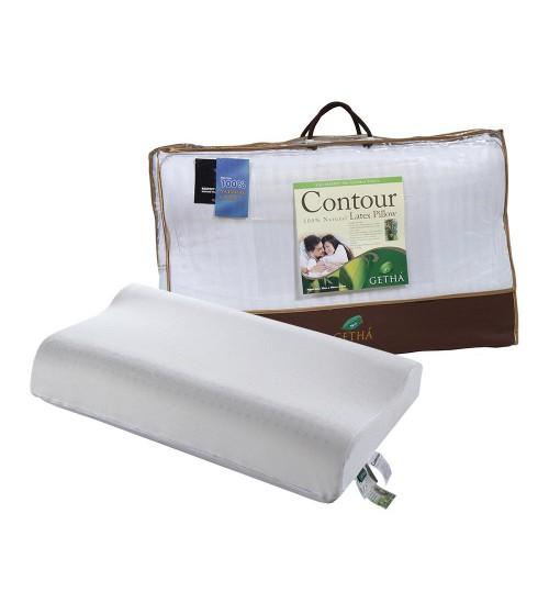 Getha Contour Latex Pillow