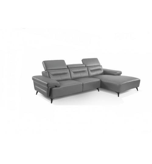 Future 7062 Leather Sofa (L-Shaped)