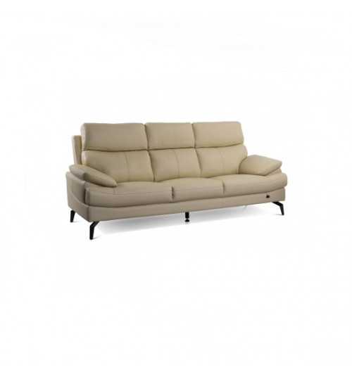 Future 7071 Leather Sofa (3 Seaters)