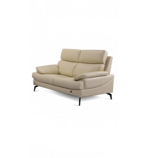 Future 7071 Leather Sofa (2 Seaters)