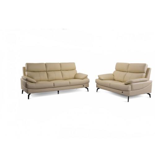 Future 7071 Leather Sofa (2+3 Seaters)