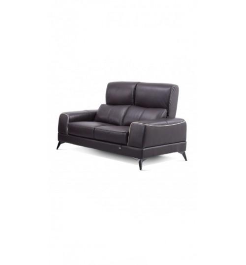 Future 7073 Leather Sofa (2 Seaters)