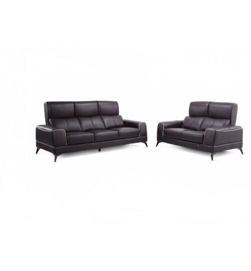 Future 7073 Leather Sofa (2+3 Seaters)