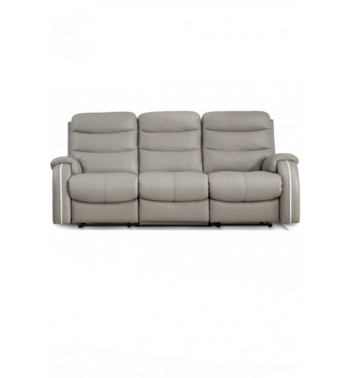 Future 9910 Leather Recliner (3 Seaters)
