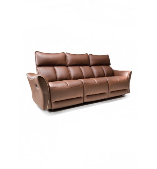 Future 9920 Leather Recliner (3 Seaters)