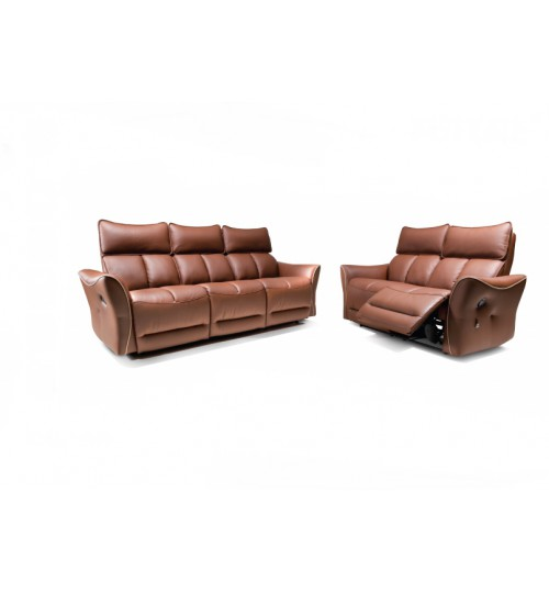 Future 9920 Leather Recliner (2+3 Seaters)
