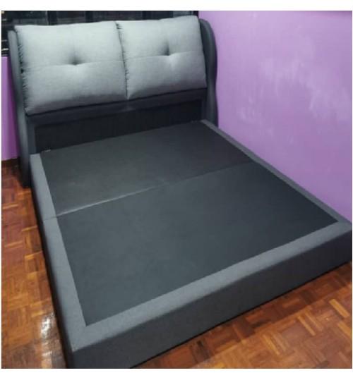 Cushion Bedframe - 16 Super King ( Off-Season Clearance )