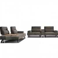 Laveo Luxe Europe Sofa - 2+3 Seater ( Off-Season Clearance )