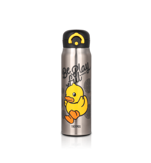 Thermos 0.6L B-Duck Trendy and Light Weight Flask