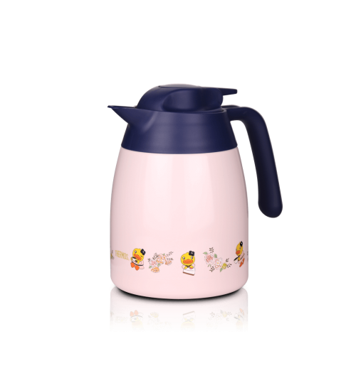 Thermos 1.0L B-Duck Lifestyle and Compact S/Steel Carafe
