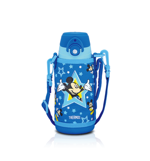 Thermos 0.6L FFG-601 Disney Bottle with Dual Spout (Mickey)