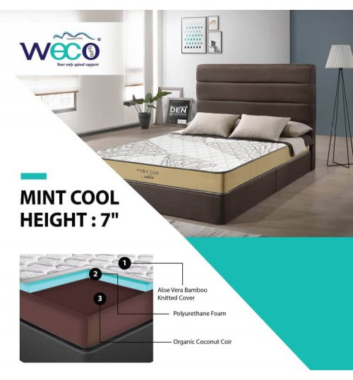 Weco Mint Cool (Queen Size)