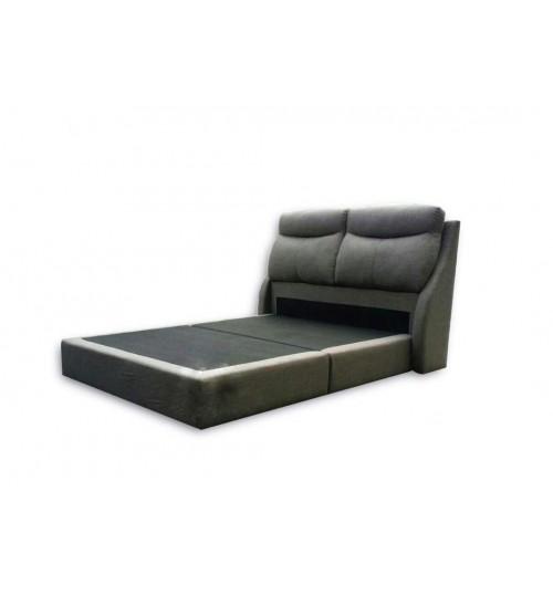 Cushion Bedframe - 35 (Queen Size)