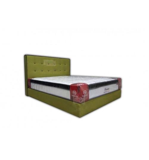 Button Design Bedframe - 802 (King Size)